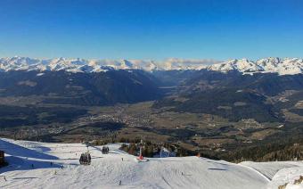Kronplatz Ski Resort Italy