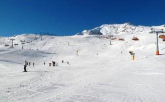 Langenfeld Ski Resort Austria