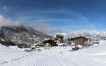 Les Orres Ski Resort France