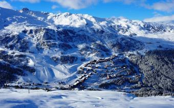 Mottaret Ski Resort