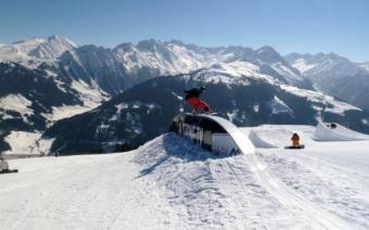Schlitters Ski Resort Austria