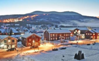 Trysil Ski Resort Norway