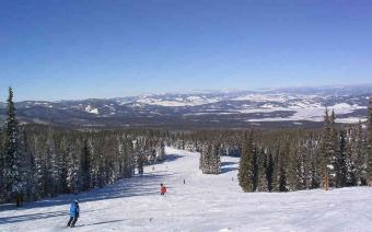 Winter Park Ski Resort United States