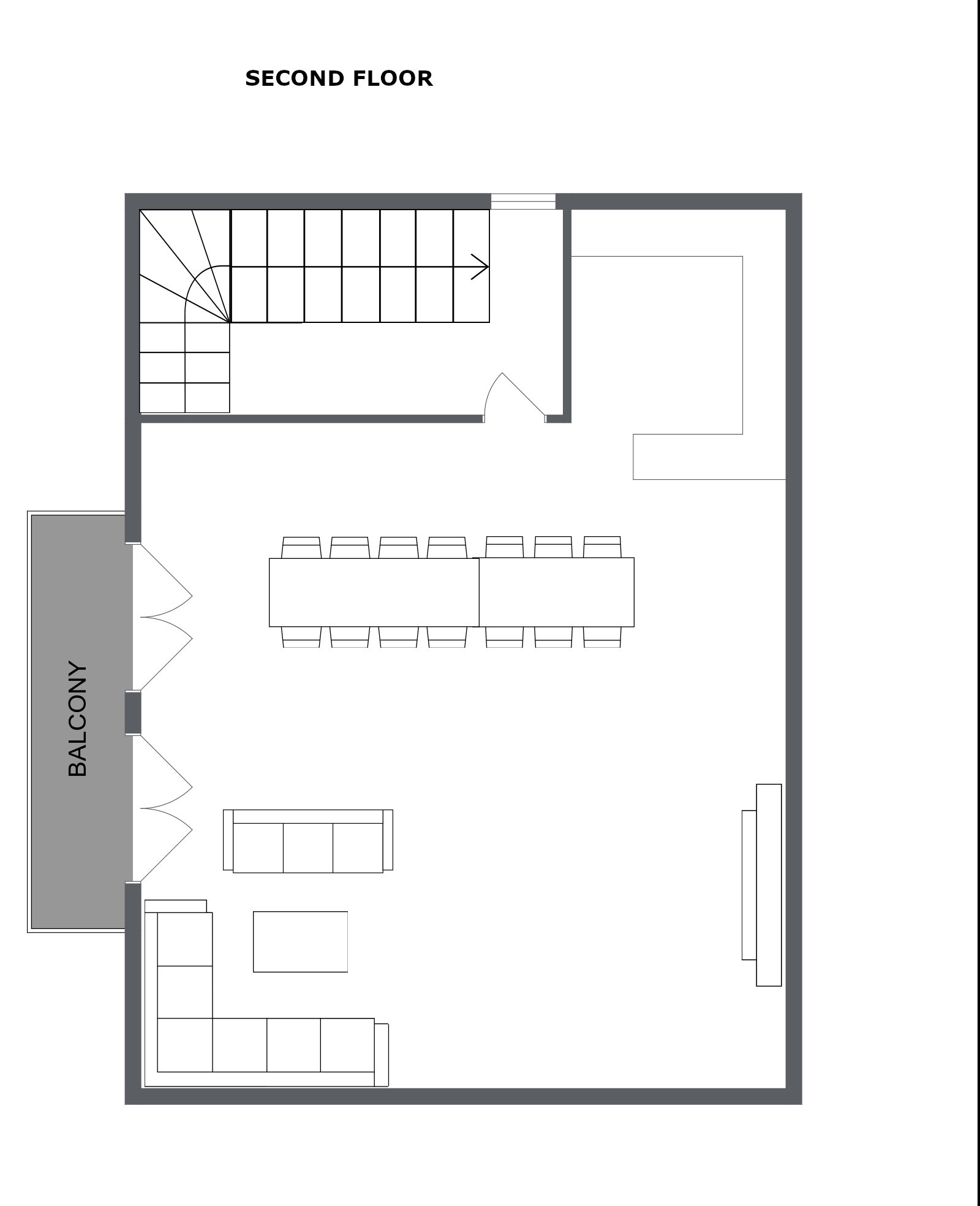 Chalet Azalee Meribel Floor Plan 3