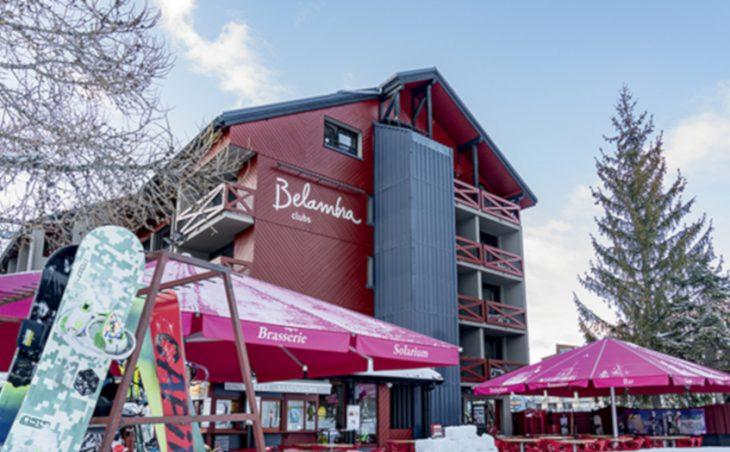 Belambra Hotel L'Oree des Pistes - 5