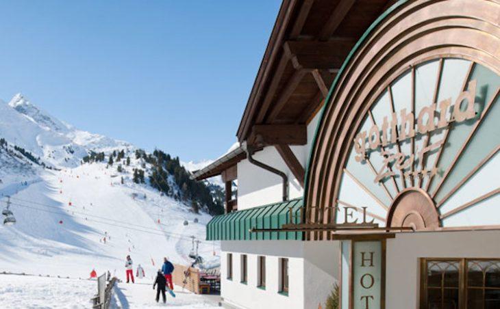 Hotel Gotthard - 9
