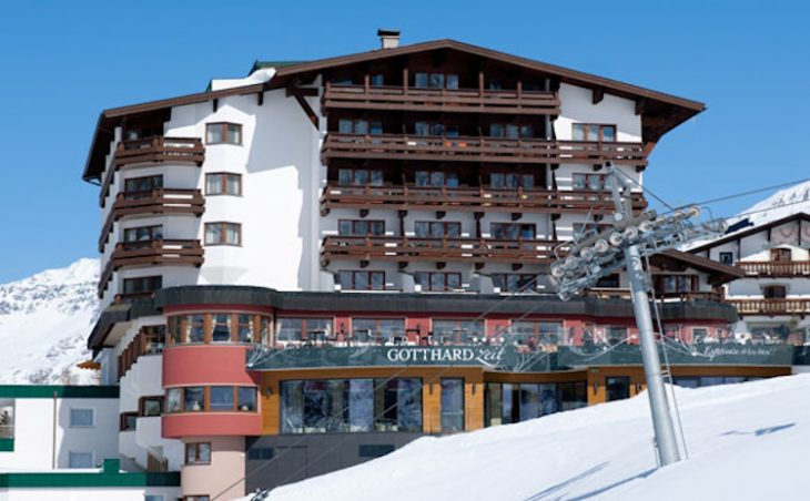 Hotel Gotthard - 1