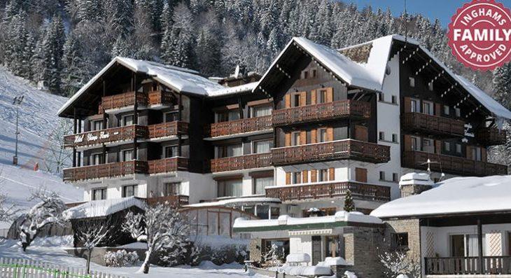 Hotel Les Champs Fleuris - 1