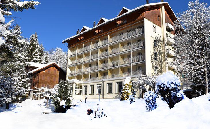 Hotel Wengenerhof - 1