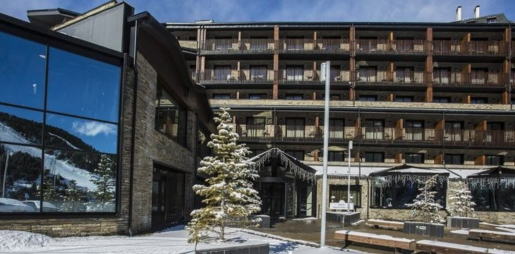 Piolets Park & Spa Hotel - 8