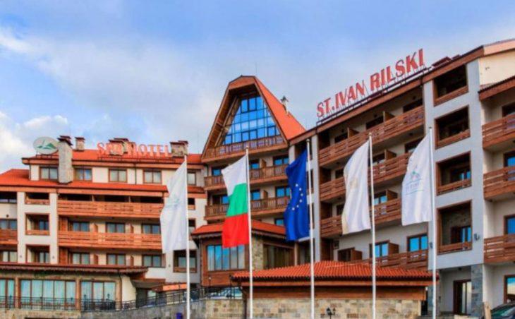 Hotel Spa & Apartments St. Ivan Rilski, bansko,bulgaria.external
