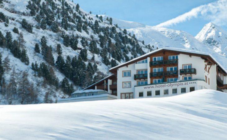 Hotel Olympia,obergurgl,austria.external