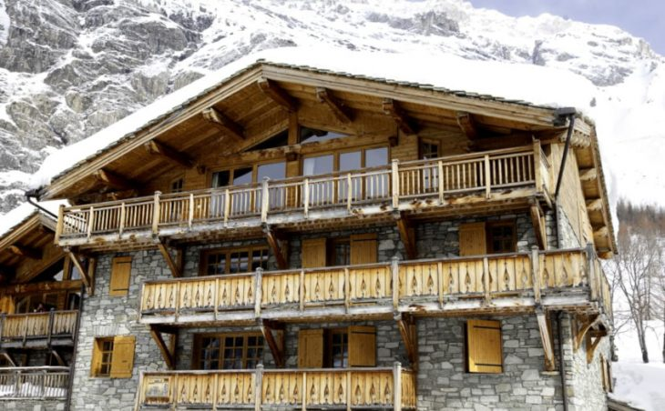 chalet cristal 4,val di'sere,france.external