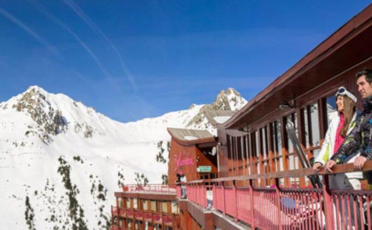 Belambra Hotel L'Aiguille Rouge - 8