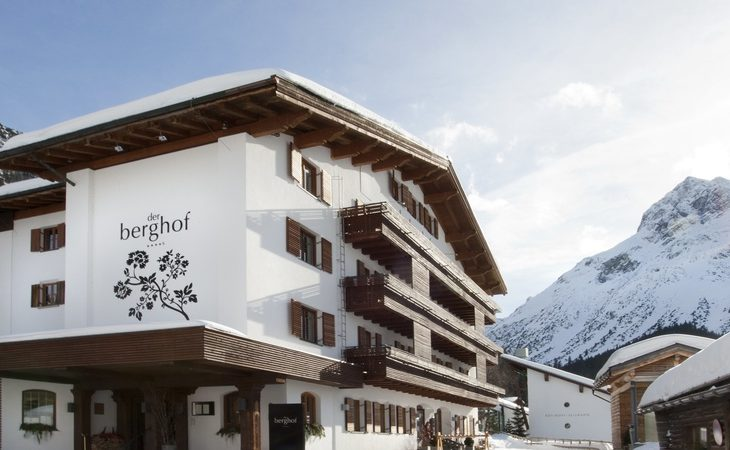 Hotel Berghof - 1