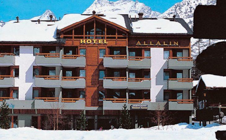 Hotel Allalin - 1
