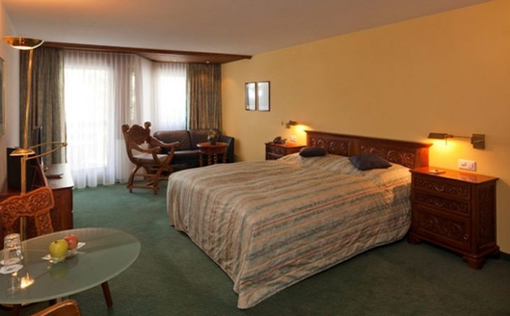 Hotel Allalin - 2