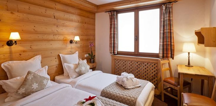 Hotel Les Flocons – Courchevel - 8