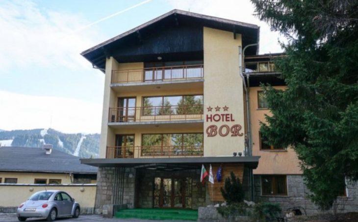 Hotel Bor,borovets,bulgaria.external