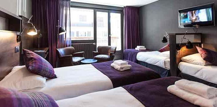 Ski Hotel Pointe Isabelle - 6