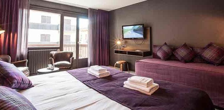 Ski Hotel Pointe Isabelle - 7