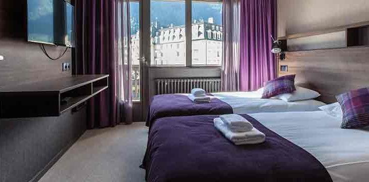 Ski Hotel Pointe Isabelle - 12