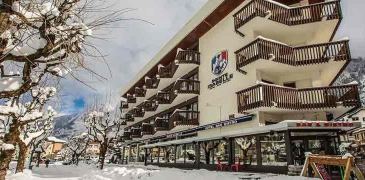 Ski Hotel Pointe Isabelle - 1