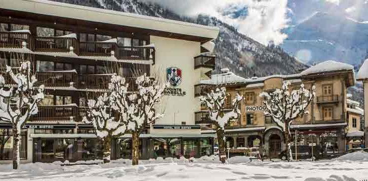 Ski Hotel Pointe Isabelle - 15