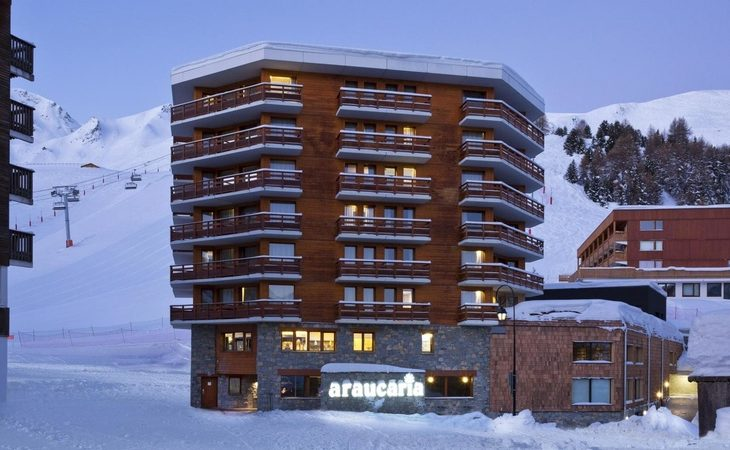 Hotel Araucaria, La Plagne