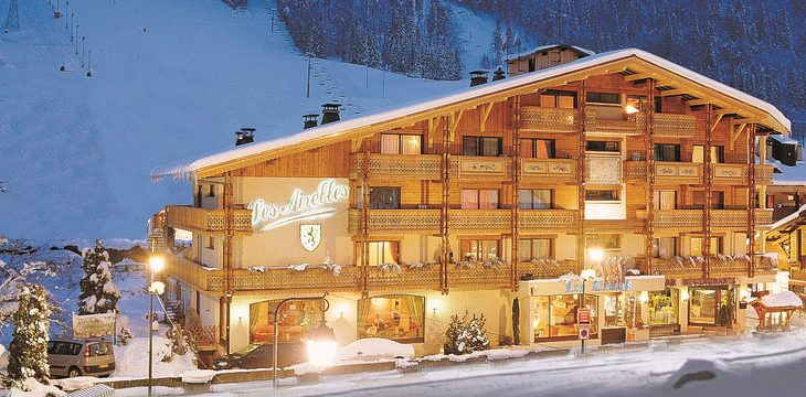 Hotel Les Airelles - 1