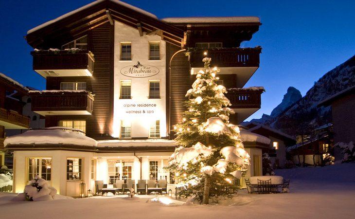 Hotel Mirabeau - 1