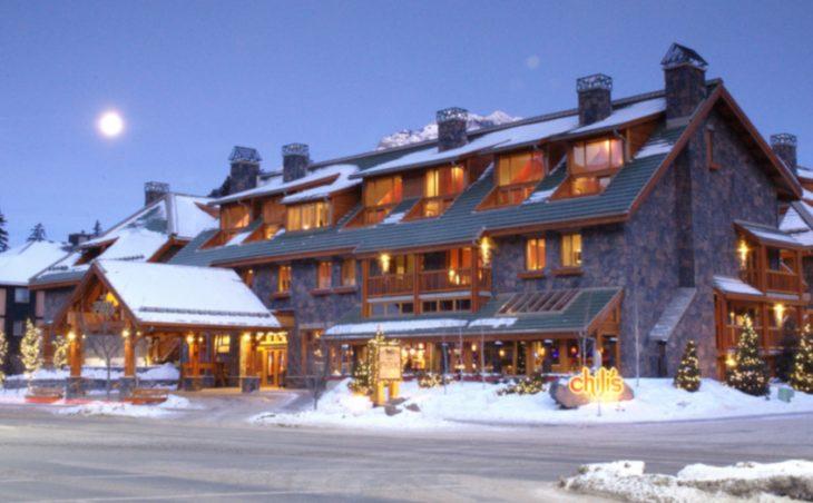 The Fox Hotel & Suites,banff,canada.external