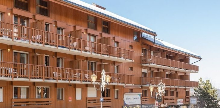 Apartments Les Ravines - 1