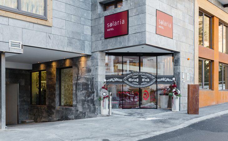 Hotel Solaria - 11