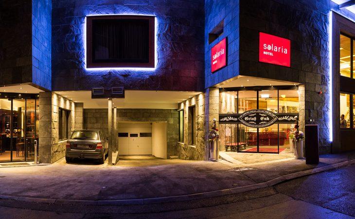 Hotel Solaria - 10