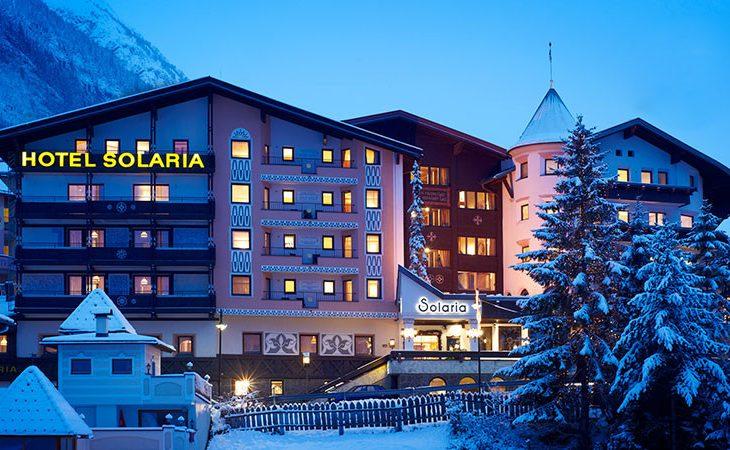 Hotel Solaria - 1