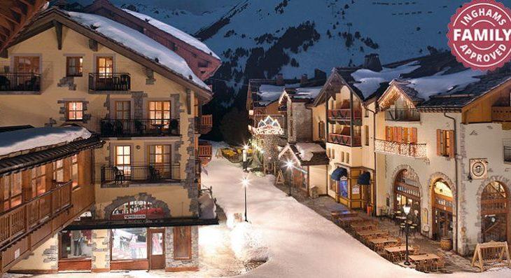 Le Village Apartments - 11