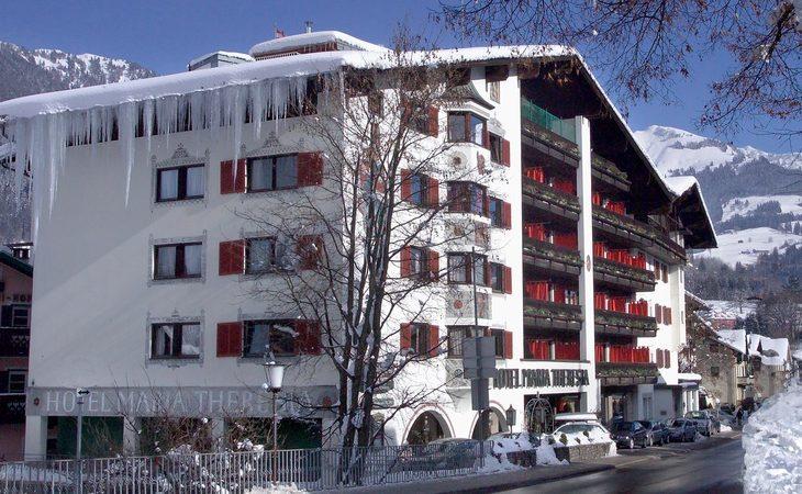 Q Hotel Maria Theresia - 1