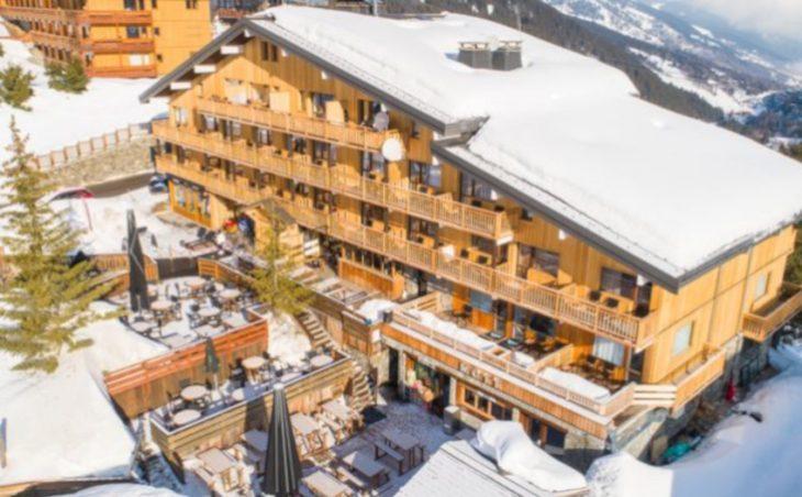 Hotel Le Mottaret,meribel,france,external