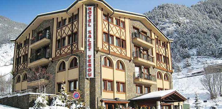 Hotel Xalet Verdu - 1
