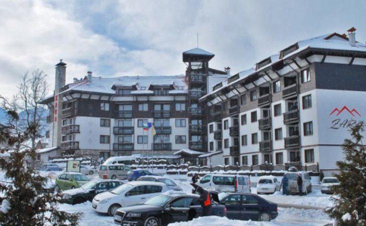 Hotel Zara,bansko,bulgaria.external