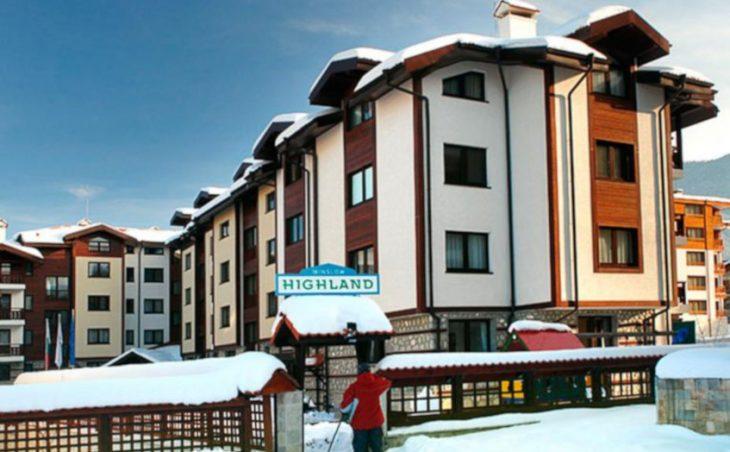 Aparthotel Winslow Highland,bansko,bulgaria.external