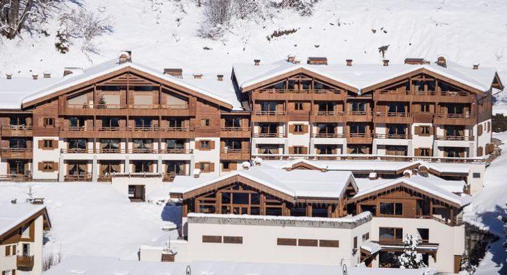 Residence Les Grandes Alpes - 1