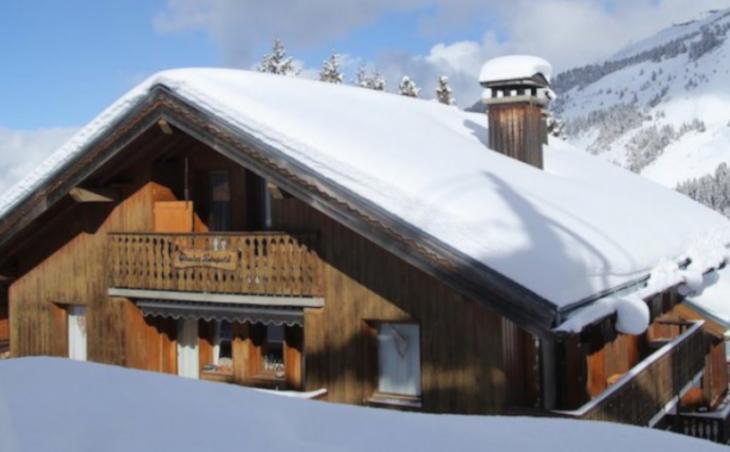 Ski Chalet Leopold,mottaret,france.external