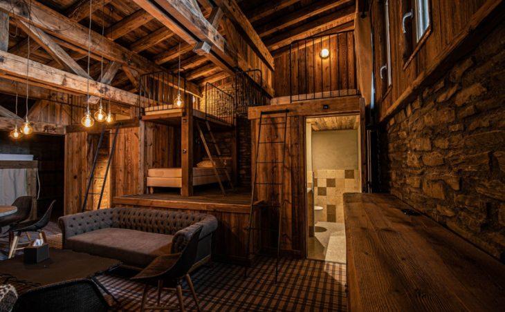 Le Refuge de Solaise – The Dormitory - 3
