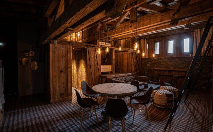 Le Refuge de Solaise – The Dormitory - 2