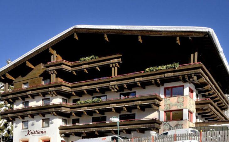 Art-Hotel Kristiana,Saalbach,Austria.external