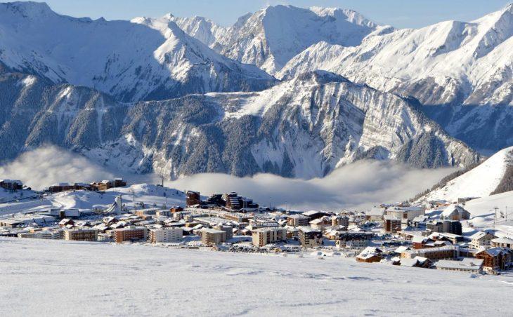 Ski Holidays Alpe d'Huez
