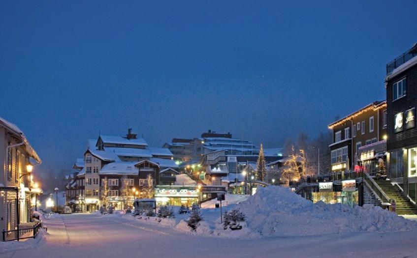 Ski Holidays Are