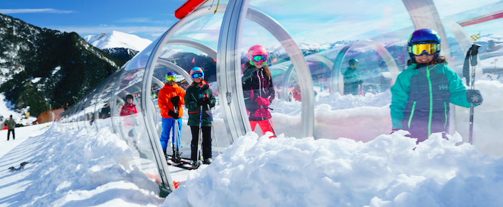 Ski Holidays Arinsal
